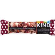 Kind Fruit & Nut Bars 0550889 BarCranbry & Almond - Case of 12 - 40ml
