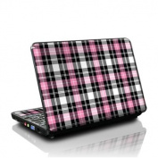 DecalGirl MWND-PLAID-PNK MSI Wind U100 Skin - Pink Plaid