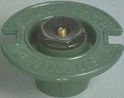 Orbit Half Circle Plastic Flush With Plastic Nozzle 54006D