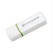 TRANSCEND TS-RDP5W SDHC-MMC4-MICROSDHC-M2 CARD READER -WHITE