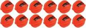 Olympia Sports HO187P Shield Speed Control Hockey Balls - dozen
