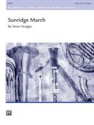 Alfred 00-31694 Sunridge March - Music Book