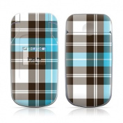 DecalGirl L220-PLAID-TUR LG UX220 Skin - Turquoise Plaid
