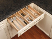 Rev-A-Shelf RS4WUT.3SH 24 in. W x 2.38 in. H Wood Utility Tray Insert