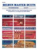 Alfred Publishing 00-EL03288 Belwin Master Duets - Trombone Easy Volume 1