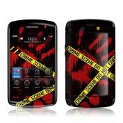 DecalGirl BBS2-CRIME BlackBerry Storm 2 Skin - Crime Scene