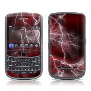 DecalGirl B965-APOC-RED BlackBerry Bold 9650 Skin - Apocalypse Red