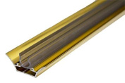 Anodized Gold Track for .12.7cm . Rope Light
