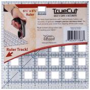 Grace Company TC17088 TrueCut Ruler 6-1-5.1cm . x 6-1-5.1cm .