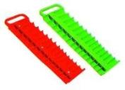 Lisle LIS102134.4cm . Drive Green Magnetic Socket Holder for 28 Sockets