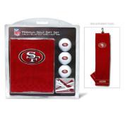 Team Golf 32720 San Fransisco 49ers Embroidered Towel Gift Set