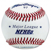 Macgregor MCB97MLX MacGregor No.97 Major League Baseball-Softball Balls