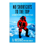 Random House 103860 No Shortcuts to the Top by Ed Viesturs and David Roberts