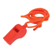 Liberty Mountain 372468 Lm Plastic Whistle with Lanyard
