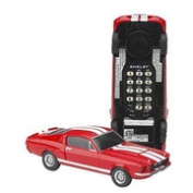 KNG 028531 Mustang GT 500 Telephone