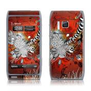 DecalGirl NN08-WLILLY Nokia N8 Skin - Wild Lilly