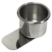Jumbo Stainless Steel Slide under Cupholder