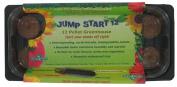 Hydrofarm JS12GH 12 Pellet Jumpstart Greenhouse