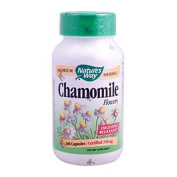 Natures Way 0372508 Chamomile Flowers - 100 Capsules