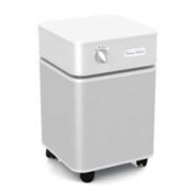 Austin Air B402C3 National Sleep Foundation Bedroom Machine Air Purifier - White