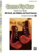 Alfred 00-27765 Gonna Fly Now- Theme from Rocky - Music Book