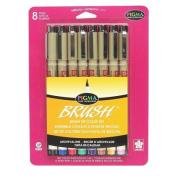 Alvin & Co 38062 Pigma Brush-Style Nib