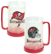 Duck House Tampa Bay Buccaneers NFL Crystal Freezer Mug