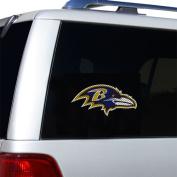 Fremont Die 023245964319 NFL Ravens Logo Window Film- NFL