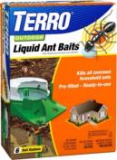 Senoret Chemical S58 1806 Terro Outdoor Liquid Ant Baits Bonus 6Pk