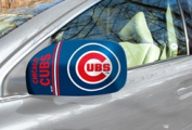 FANMATS 13300 MLB - Chicago Cubs Small Mirror Cover
