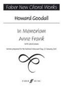Alfred 12-0571519318 In Memoriam Anne Frank - Music Book