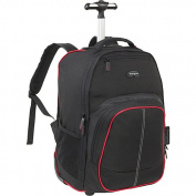 Targus Compact Rolling Laptop Backpack - 41cm