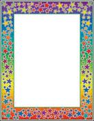 TEACHERS FRIEND TF-3581 RAINBOW STARS DESIGN PAPER