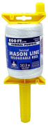 Lehigh Group 240m Gold Twisted Mason Line On Reloadable Reel NST181RL