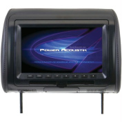 Power Acoustik HDVD-91CC Universal Headrest Monitor With Dvd - 9 in.
