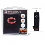 Team Golf 30520 Chicago Bears Embroidered Towel Gift Set