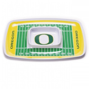 BSI PRODUCTS 32051 Chip and Dip Tray - Oregon Ducks