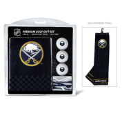 Team Golf 13220 Buffalo Sabres Embroidered Towel Gift Set