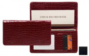 Raika RO 164 BLK Chequebook Cover - Black