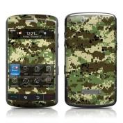 DecalGirl BBS-DIGIWCAMO BlackBerry Storm Skin - Digital Woodland Camo