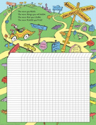 Eureka EU-837441 Dr Seuss Reading Chart 17X22 Poster