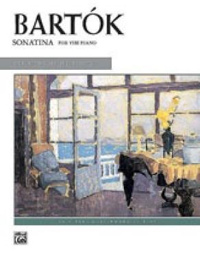 Alfred 00-668 Sonatina - Music Book
