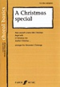 Alfred 12-057152348X A Christmas Special - Music Book