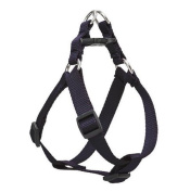 Lupine Step-In Harness for Small Dogs, 1.3cm / 30cm - 46cm , Black