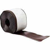 M-D Products 93161 Brown Cove Wall Base Vinyl Rolls, 1.2m x 6.1m