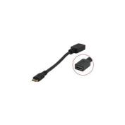 EVGA W000-00-000106 1.8m Copper Mini-HDMI to HDMI Adapter