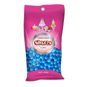 Sweetworks Blue Sixlets Candy