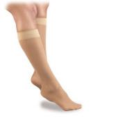 Activa H1301 Ultra-Sheer Knee Highs 9-12 mmHg - Size & Colour- Suntan Size A
