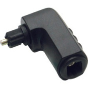 Cables To Go 40016 VELOCITY RIGHT ANGLE TOSLINK ADAPTER