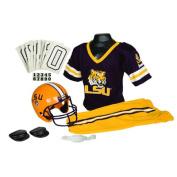 Franklin Sports 15501F08P1Z COL LSU Medium Uniform Set